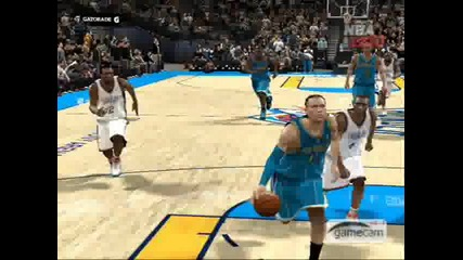 Nba 2k10 - My best moments vs. Warriors & Thunder