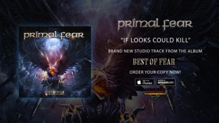 Primal Fear - If Looks Could Kill ( Official Audio)
