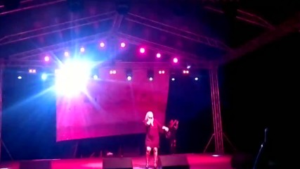 Концерта на Десислава на панира в град Видин - част -3