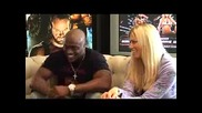 Bobby Lashley & Torrie Interview