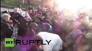 Протест за справедливо разследване по случая с Фреди Грей