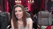 Dancing Stars - Галена Великова във филмовата седмица - 10.04.2014