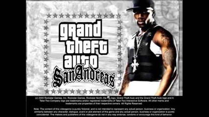 50 Cent - Gta San Andreas