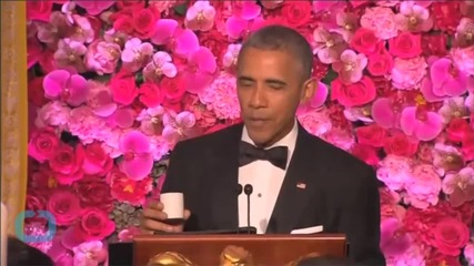 Sake and Soul: State Dinner Was Like a 'Bromance'