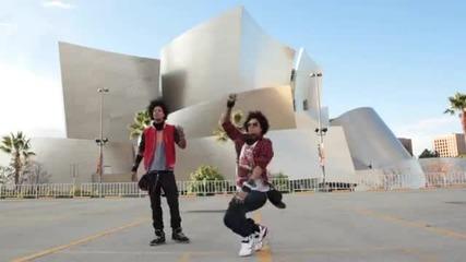 Много добри танцьори Les Twins 2