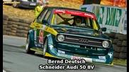 Audi 50 8v - Bernd Deutsch - Osnabrucker Bergrennen 2012