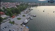 С квадракоптер на море в Гърция