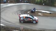 Wrc rally monte carlo 2015 kubica having fun