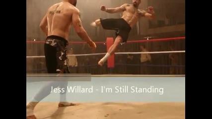 Jess Willard - I'm Still Standing; Фаворитът 3