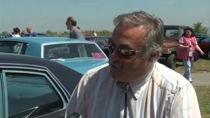 """ретро автомобили """"дефилираха"""" в Банкя"""