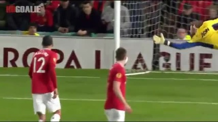 David De Gea _ Top 30 Saves in Man. United
