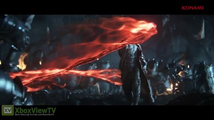 Castlevania- Lords of Shadow 2 - trailer