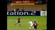Прекрасен Гол На Zidane