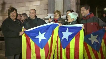 Spain: Barcelona celebrates pro-independence regional govt. deal