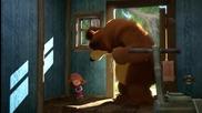 Маша и Медведь - Осторожно, ремонт!