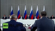 Russia: BRICS citizens could enter visa-free to boost tourism, says Putin