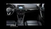 Mazda Cx5 Geneva 2012