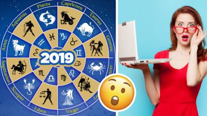 2019-а идва и носи чудни изненади на 5 зодии! Кои са те?