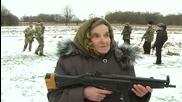 Киев мобилизира последните си сили за войната в Донбас