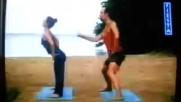 Чарлс - 04 - Тренировка - Балансът Засилва Гъвкавоста