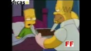 Homer e la motosega (homer и резачката)
