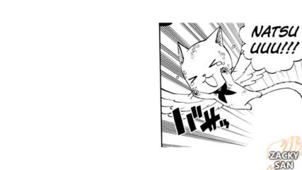 Fairy Tail Manga - 538 When the Flame