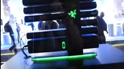 Извънземен компютър - Razer - Project Christine