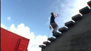 Ryan Doyle 2009 - I like to Spin (parkour Freerunning)