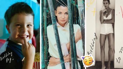 Диляна Попова с два празника и едно признание: Любовта е болка...