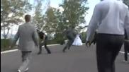 Бой на Сватба - Фотограф и Видеооператор се Млатят
