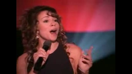 Mariah Carey - Vision of love [live @ Thanksgiving Special]