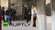 State of Palestine: Israeli security forces raid Al-Aqsa Mosque for second day running
