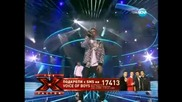 X Factor Bulgaria Voice Of Boys - More и Haddaway - What is love (usher) 25.10.2011