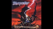 Rhapsody - Holy of Thunderforce