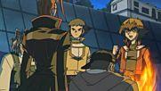 Yu Gi Oh ! Gx Eпизод 77 Джей Док и Ти Болн бг аудио