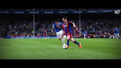 Ето този човек променя футболът- Lionel Messi Hd 2part
