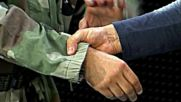 Защита от задържане на ръцете! - майор Франц - урок 4 - Проект Самозащита