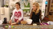 """""""На кафе"""" с Моника Велева, победител в """"Bake Off: най-сладкото състезание"""" (09.12.2016)"""