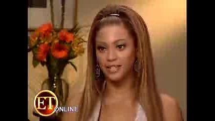 Beyonce - Interview