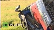 Русия: Поне 16 души загинаха и 65 са ранени след катастрофа на два автобуса край Хабаровск