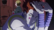 Hunter x Hunter 2011 Episode 139 Bg Sub