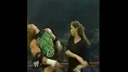 Wwe Hhh And Stephanie