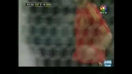 Испания 3:0 Швеция