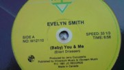 evelyn smith-(baby)you And me -1981