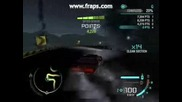 need for speed carbon - drift