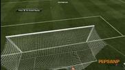 Fifa 11 Гол от центъра на Фернандо Торес