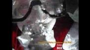 Sword Swallower vs Sharks Underwater