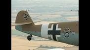 Messerschmitt Me - 109 pilot The Erich Alfred