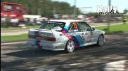 Bmw E30 M3 rally drift-hans Weijs Jr.-amsterdam Rallysprint 2010