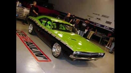 top 10 Тунинговани коли